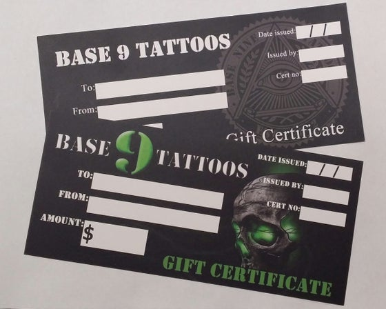 Image of Gift Vouchers