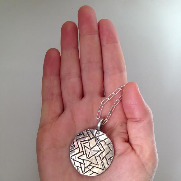 Image of The Porthole Pendant by Brett Chan