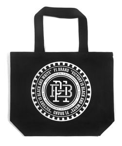 "Image of ""Monogram"" Tote Bag (P1B-A0525)"