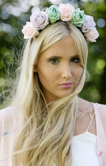Image of Blooming Rose Crown Dolly Mix
