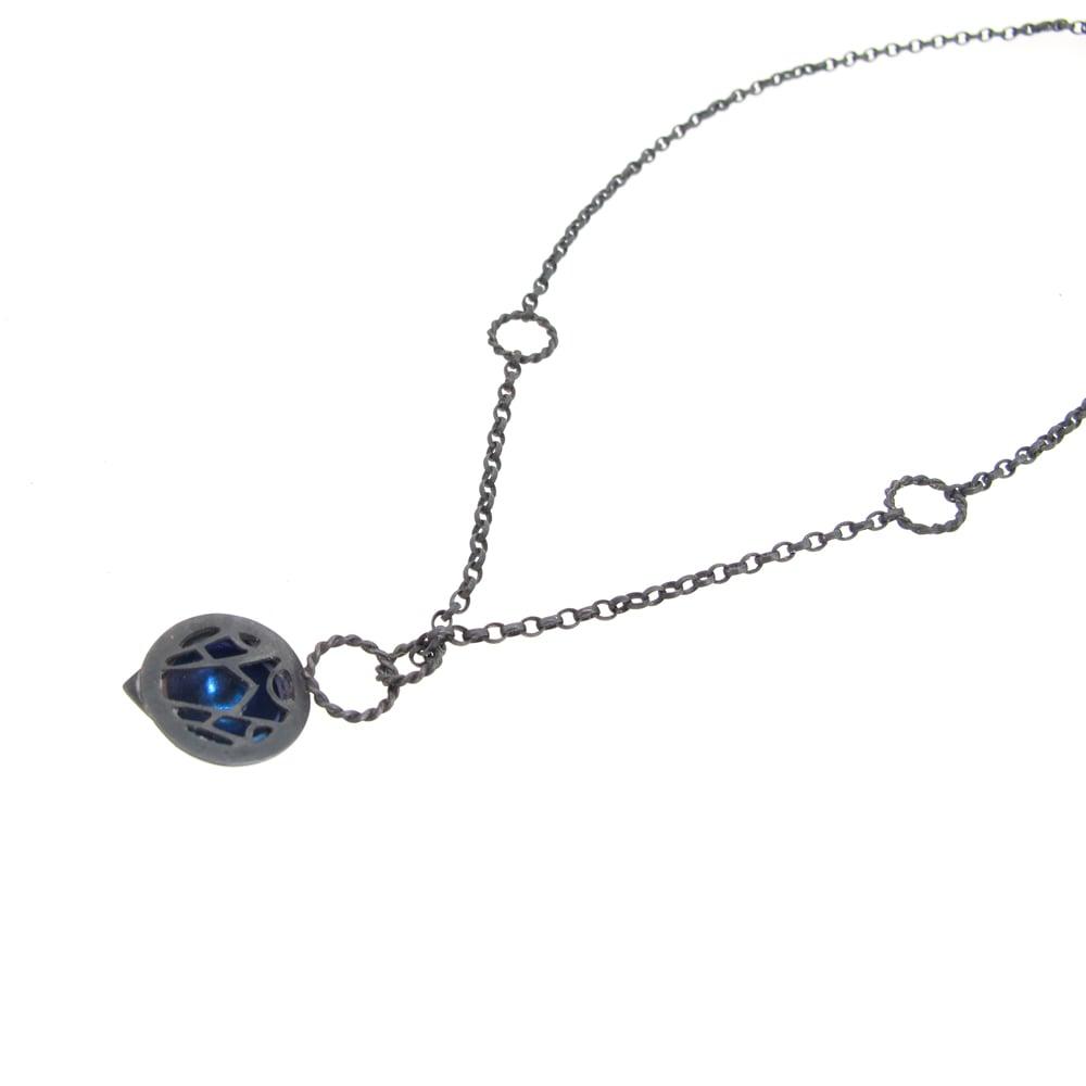 Image of {NEW} Nautilus mini necklace