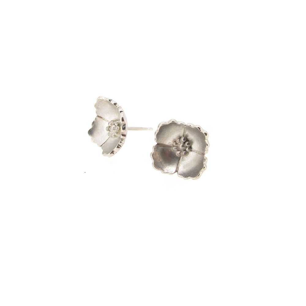 Image of {NEW} Springtime Wildrose earrings