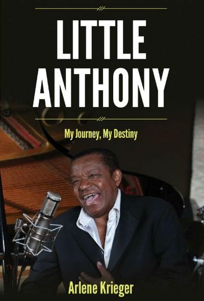 "Image of Book: ""Little Anthony - My Journey My Destiny"""