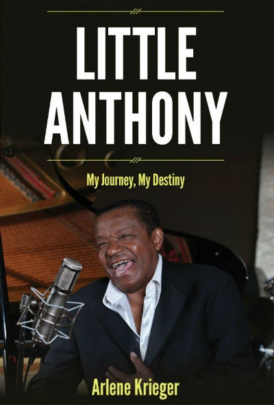 "Image of Book: ""Little Anthony - My Journey My Destiny"""