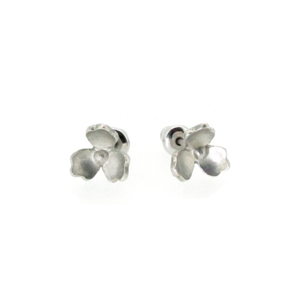 Image of Springtime Snowdrop flower earrings