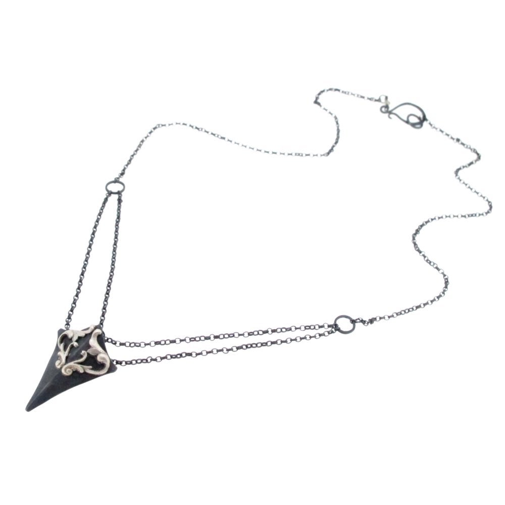 Image of Tristan's Armour necklace
