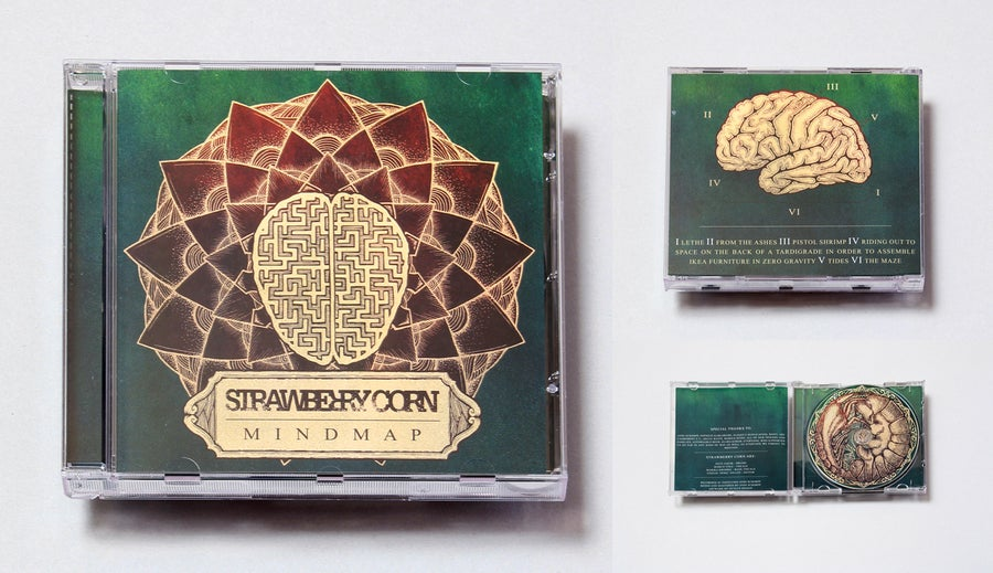Image of Mindmap EP [CD]