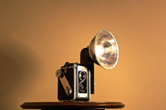 Image of Kodak Duaflex Lamp