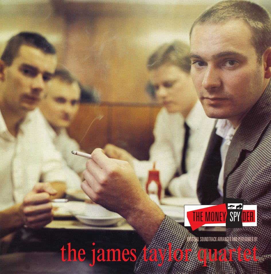 James Taylor Quartet - Money Spyder Album (LP) | Acid Jazz ...