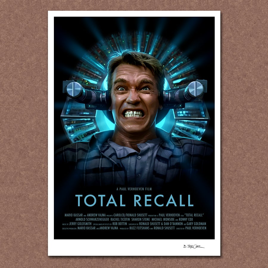 Image of Total Recall Poster