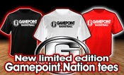 Image of Gamepoint NATION Tee