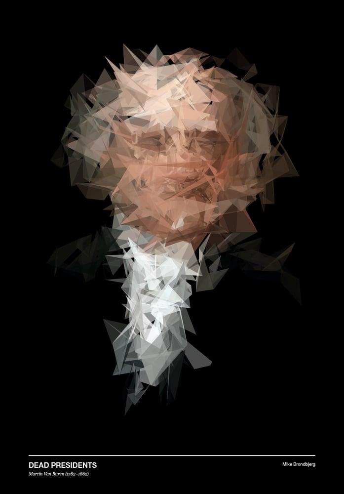 Image of Dead Presidents - Martin Van Buren