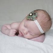 Image of Malia Newborn Boutique Headband