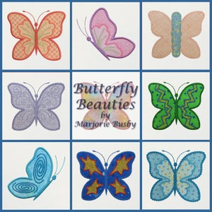 Image of Butterfly Beauties