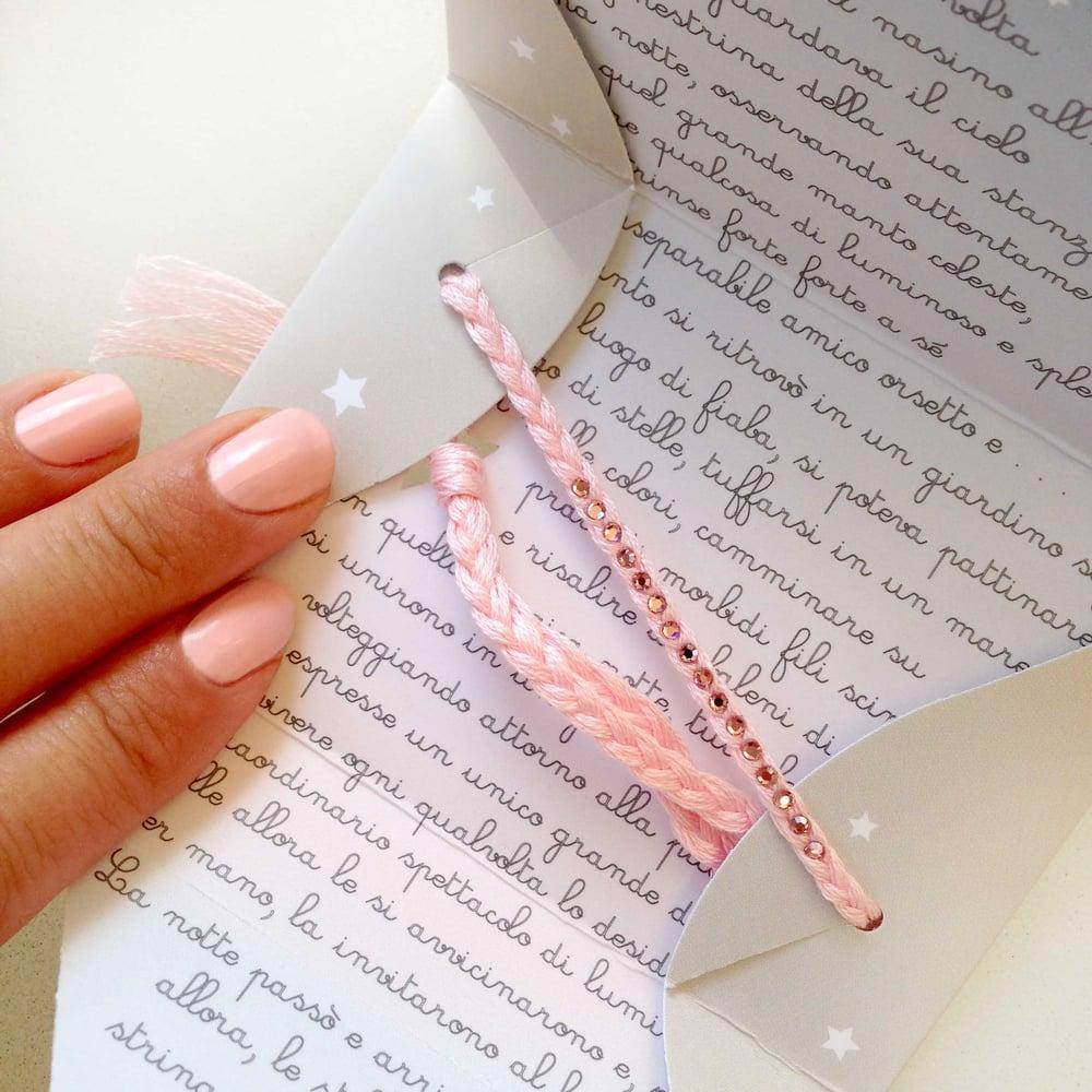 Image of Filo di Stelle 202 - Pink