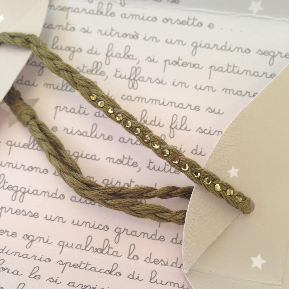Image of Filo di Stelle 707 - Olive