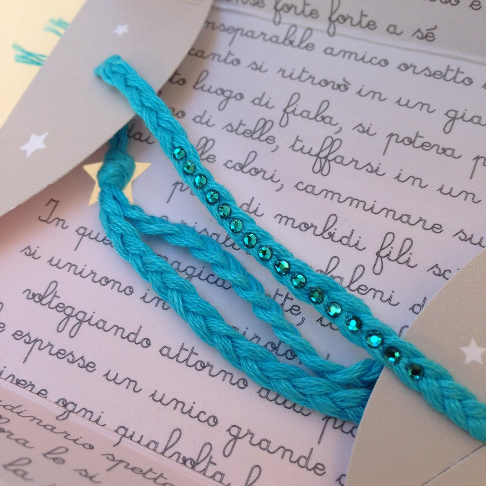 Image of Filo di Stelle 502 - Turquoise