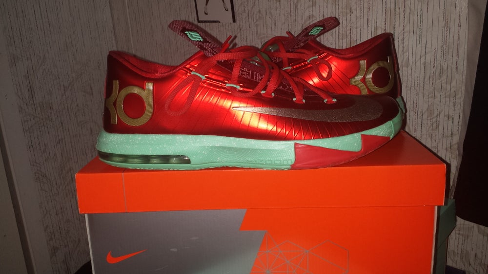 Authentic Kd 6 \