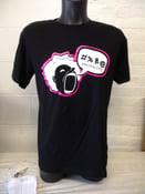 Image of Black Logo Tshirt