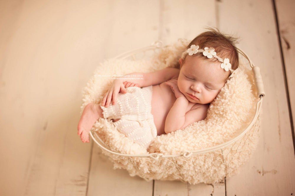 Image of {Natural Burlap} Headband