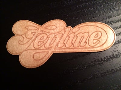 Image of Feyline Wooden Stickers