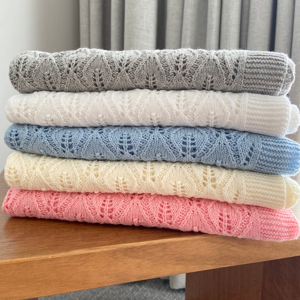 Image of Baby Bundle - Any listed blanket and baby mobile