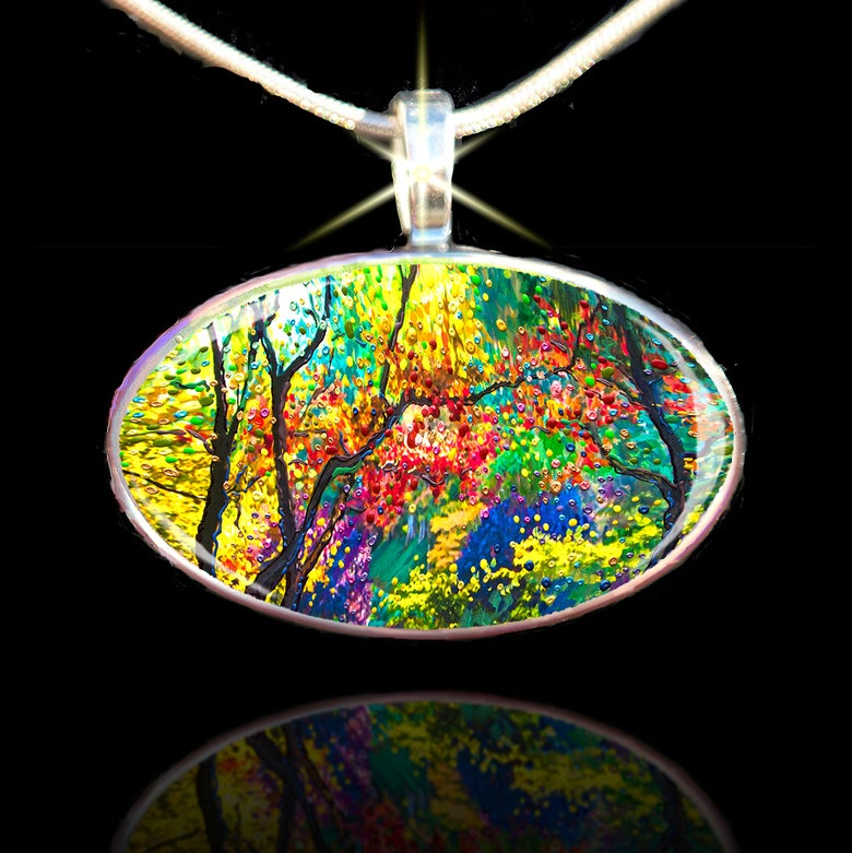 Image of Eden's Edge - Spiritual Purification Pendant
