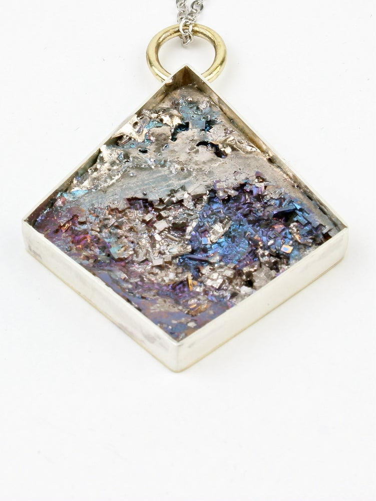 Image of Hazel Bishop Bismuth Necklace
