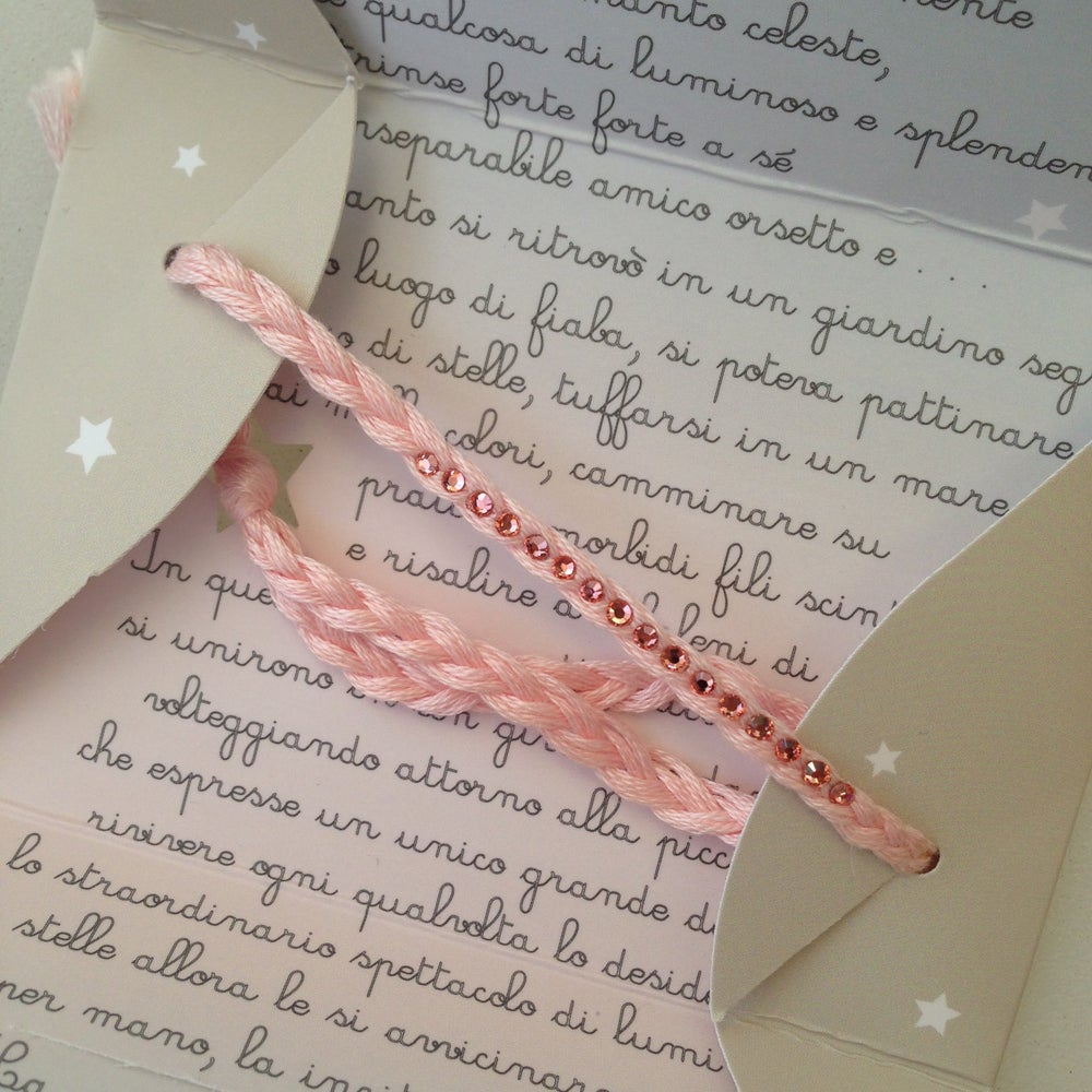 Image of Filo di Stelle 201 - Light Pink