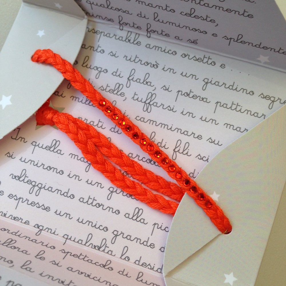 Image of Filo di Stelle 303 - Hot Orange
