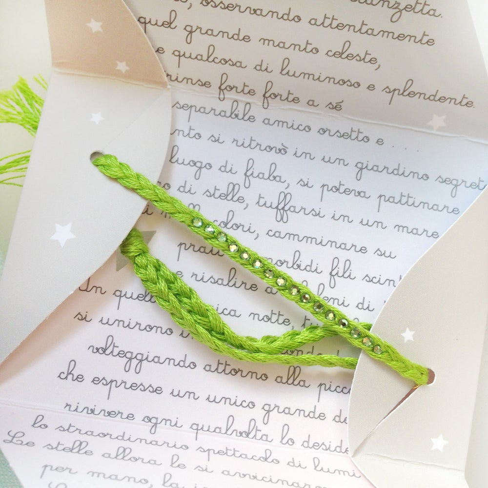 Image of Filo di Stelle 401 - Lime
