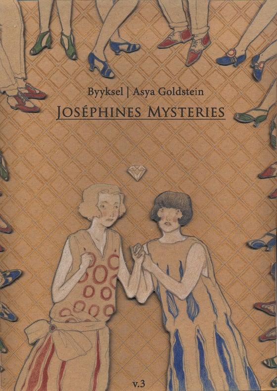 Image of Joséphines Mysteries v.3 PDF 6+