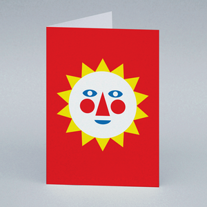 Image of Summer Sun card