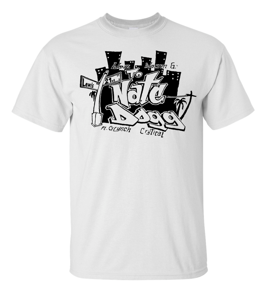 Image of To Nate Dogg Men's T-Shirt