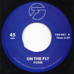 "Image of On The Fly / Battlefield - 7"" Vinyl"