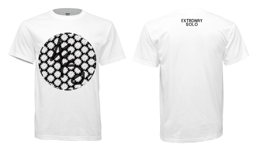 Image of ES Circle Tee - White