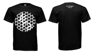 Image of ES Circle Tee - Black