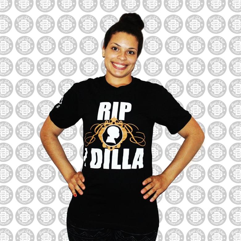 Image of RIP J DILLA Tee