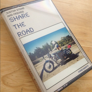 "Image of ""Share the Road""  15 song cassette ( Limited edition ) Less than 50 left !!!"
