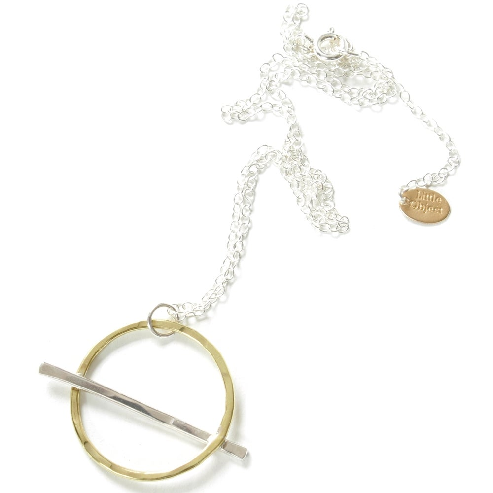 Image of Planet necklace