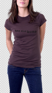 Image of Long Road Home | Bluegrass Tshirt