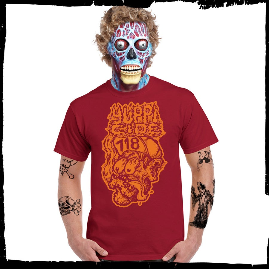 Image of 718 Zombie T-Shirt