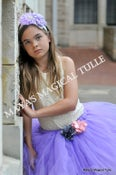 Image of Classic Tutu Skirt Warm Colors