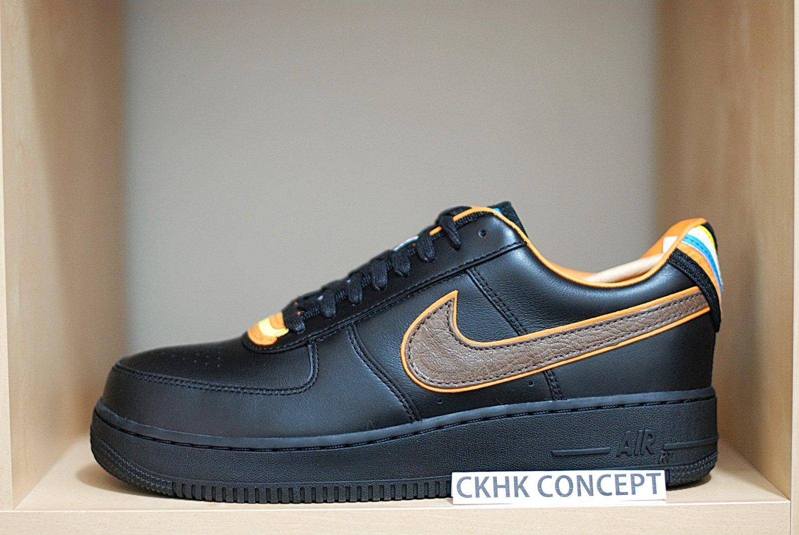 1 Nike Black Air Low X Riccardo Force Tisci hxtsrdQC