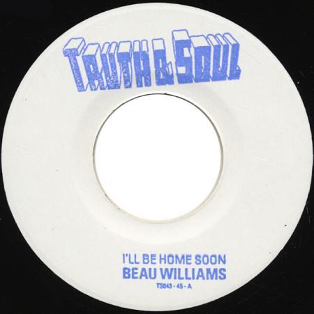 Image of TS-043 BEAU WILLIAMS