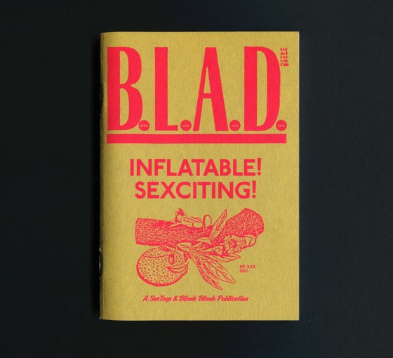 Image of B.L.A.D. — Inflatable Sexciting