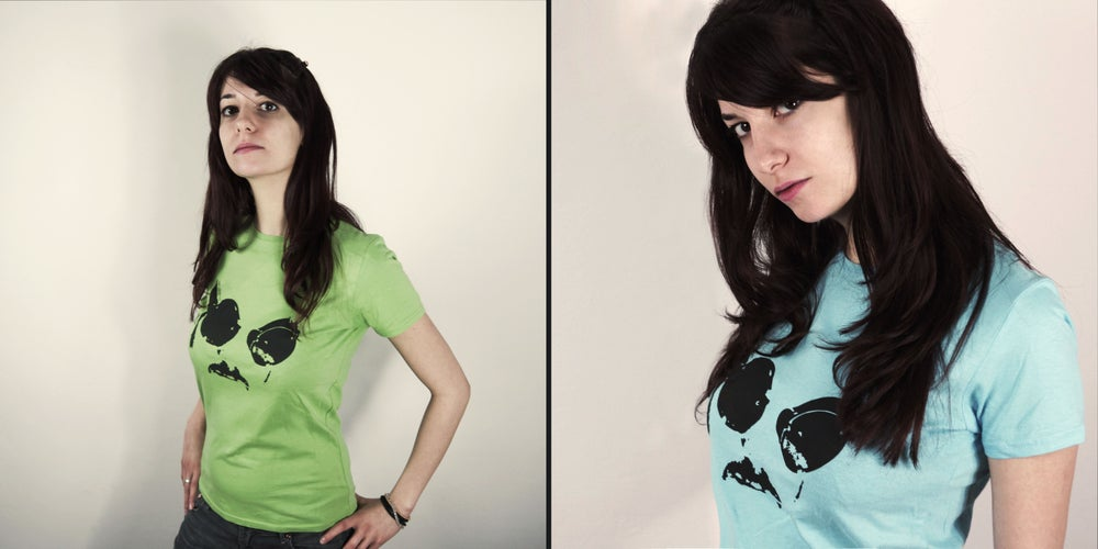 Image of T-Shirt Femme Mary_Anderson