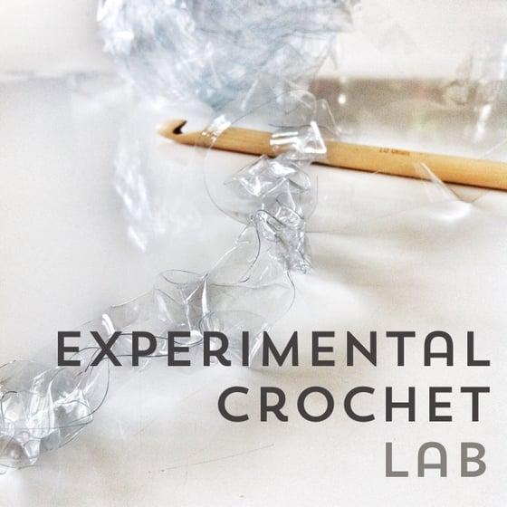 Image of Experimental Crochet Lab 11:30-1:30 10.08.14