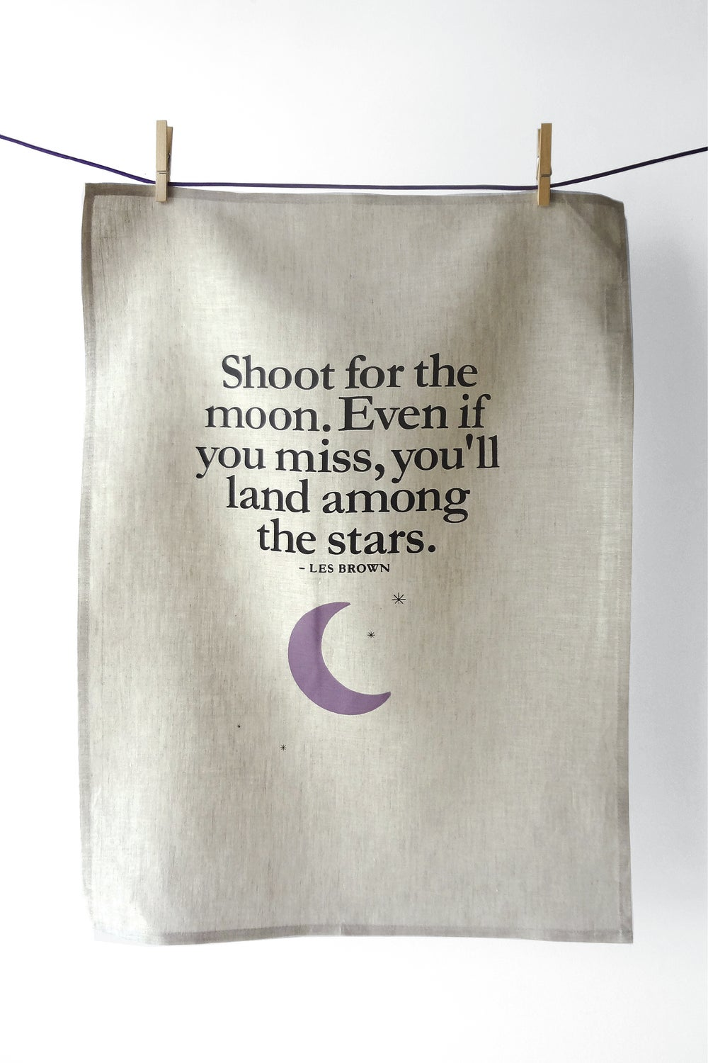 Image of Among the Stars - Tea Towel