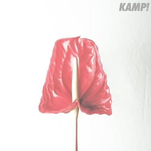 Image of [CD] Kamp! - Kamp!